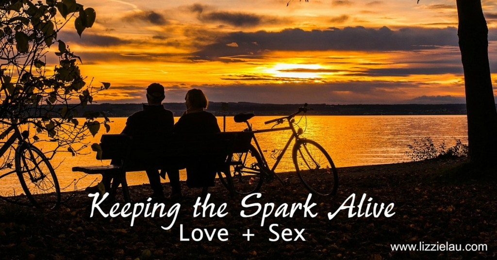 Let's Talk About Keeping The Spark Alive – Love and Sex