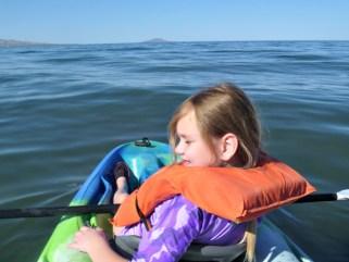 kayaking in loreto bay