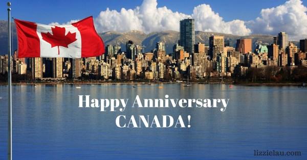 Happy Anniversary Canada! #Canada150
