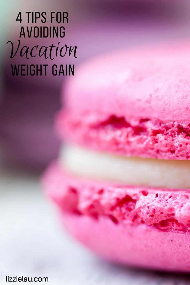 4 Tips For Avoiding Vacation Weight Gain #travel #familytravel