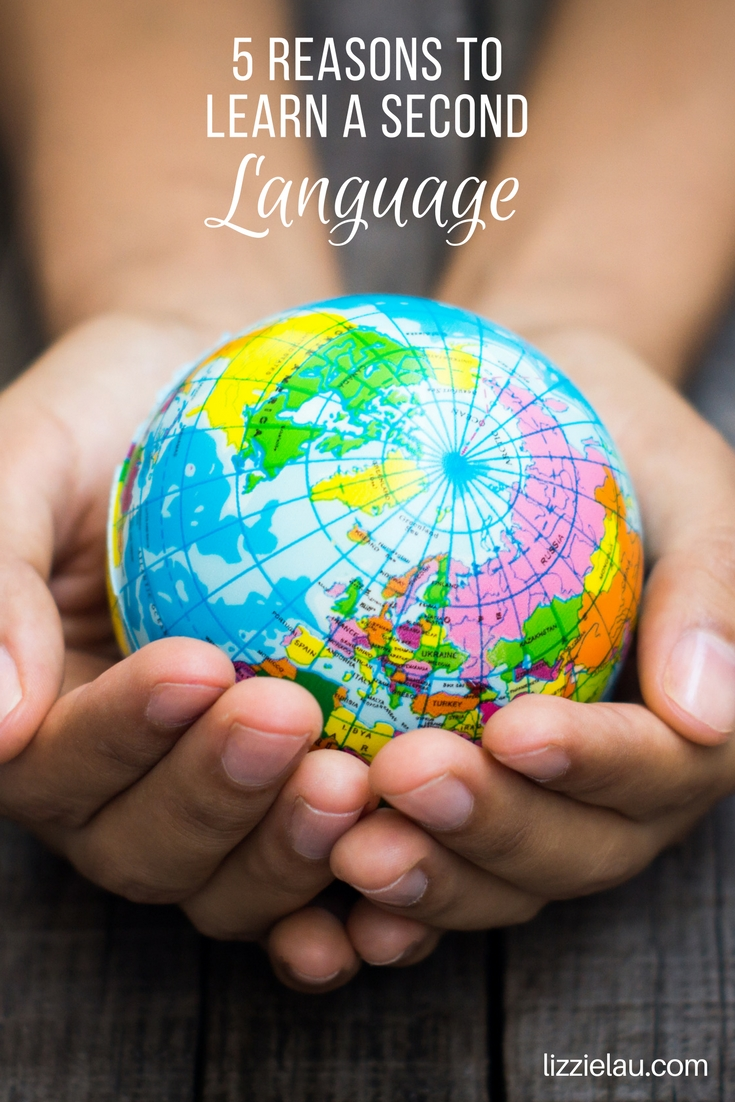 5 Reasons To Learn A Second Language