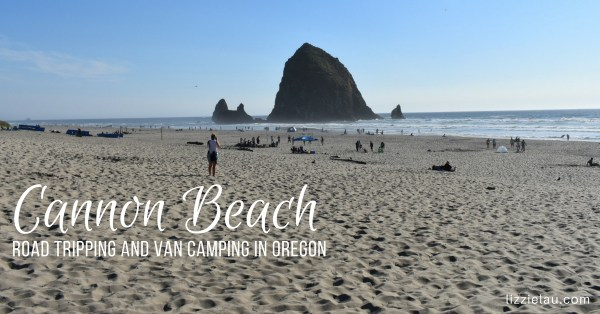 Cannon  Beach, Oregon. A Fun Family Destination