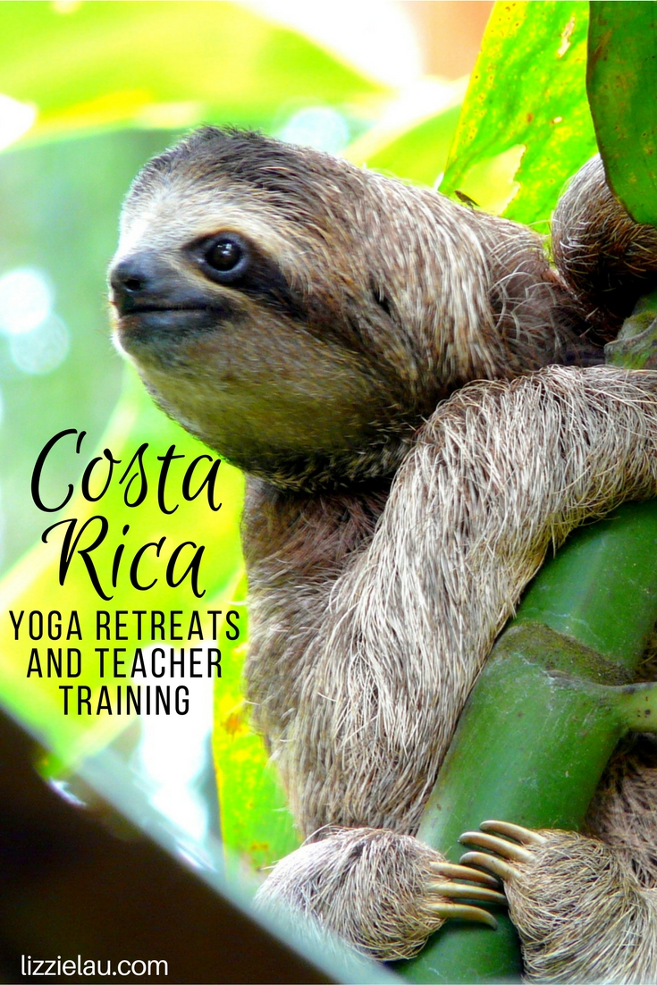 Costa Rica - yoga retreats and teacher training