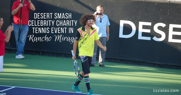 Desert Smash – Celebrity Charity Tennis Event in Rancho Mirage