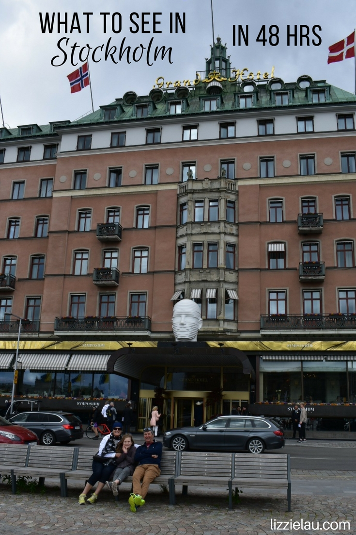 What to see in Stockholm in 48 hours