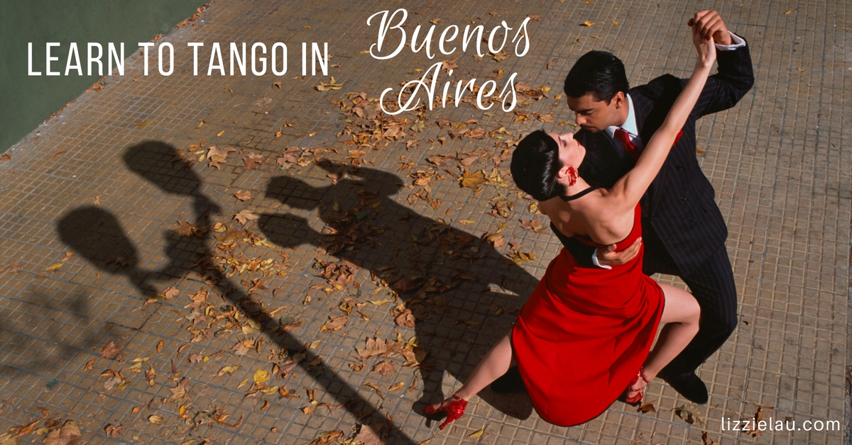 You Can Learn To Tango In Buenos Aires, Argentina #ad