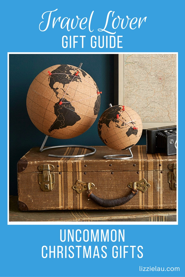 Travel Lover Gift Guide - Uncommon Christmas Gifts
