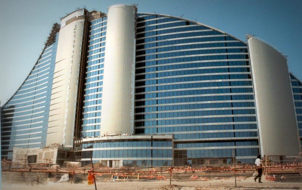 Burj Al Arab Hotel Jumeirah Dubai