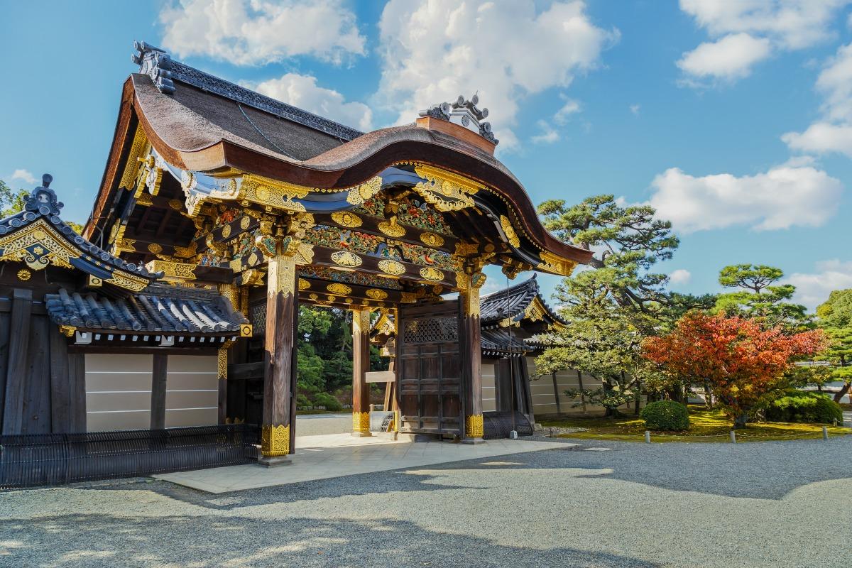 nijo jo castle kyoto