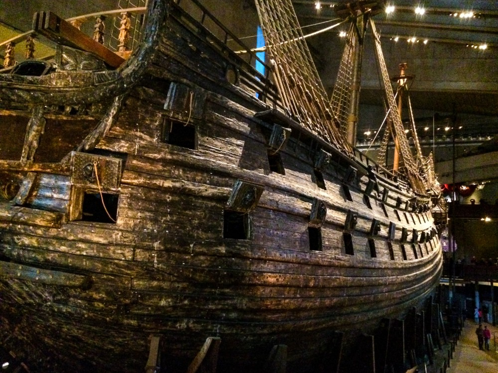 Visit Stockholm With Kids Vasa Museum