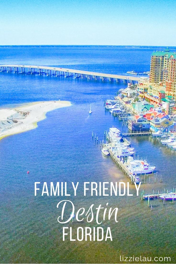 Family Friendly Destin Florida