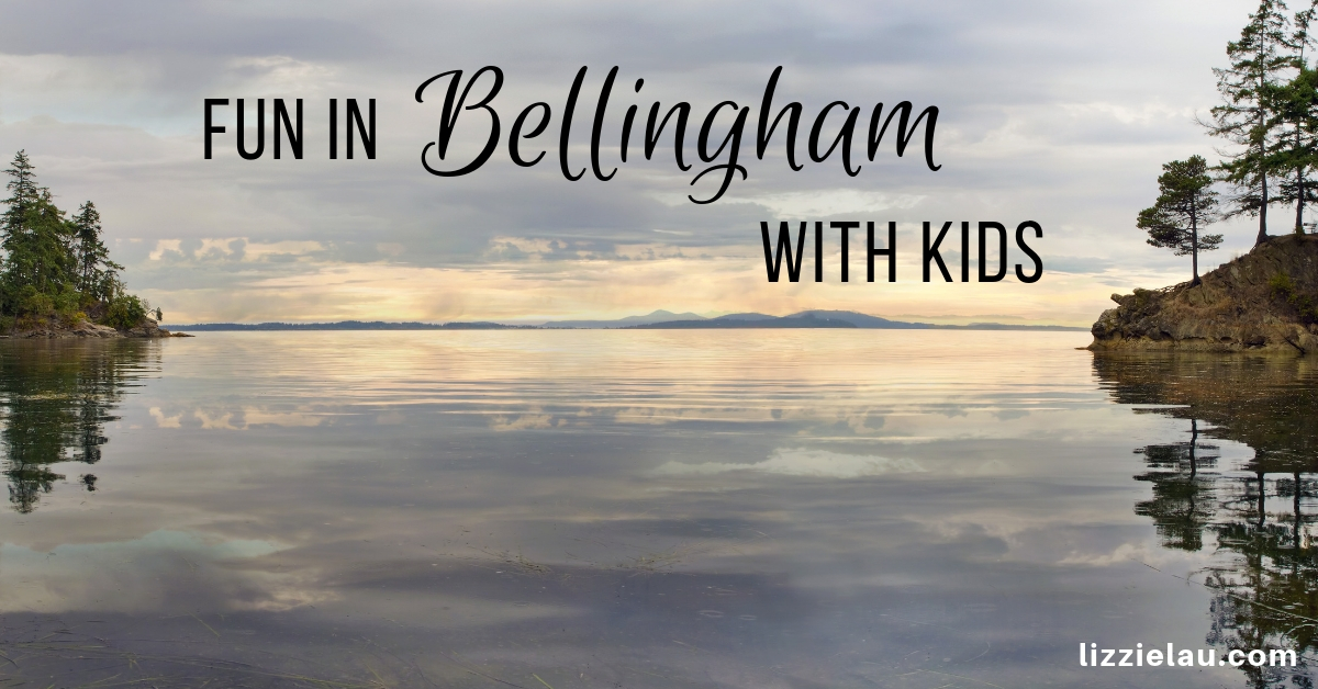 Fun In Bellingham With Kids