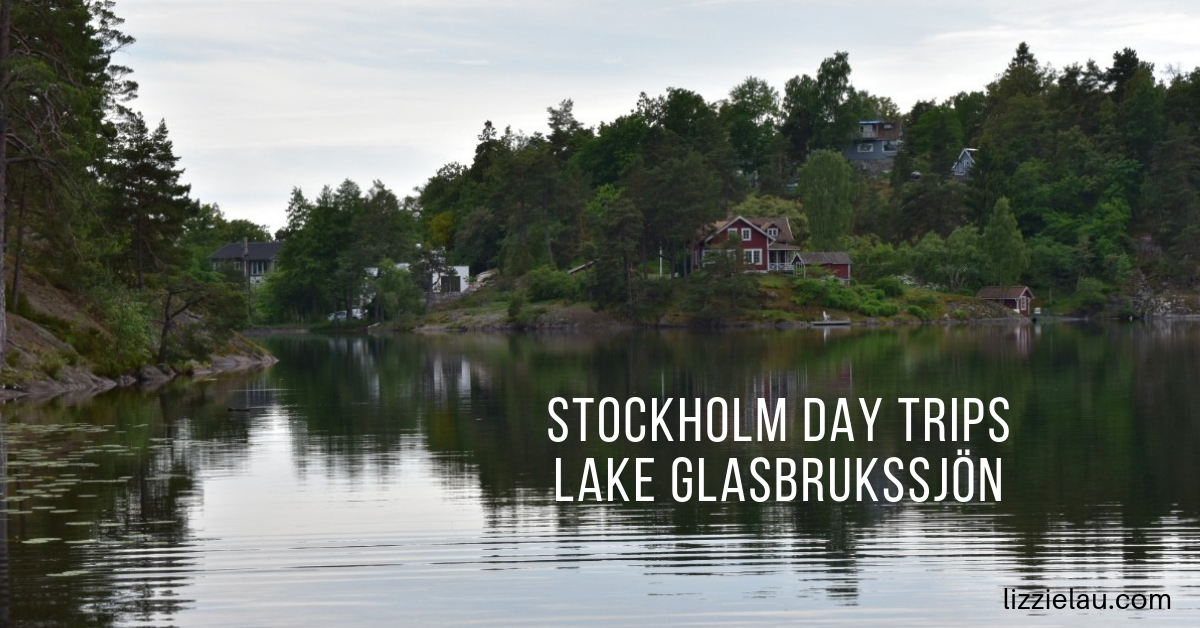 If you're looking for a Stockholm day trip, get out of the city and swim in beautiful lake Glasbrukssjön out in Orminge (Saltsjö-Boo).