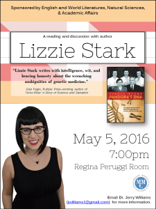 Lizzie Stark Promotion