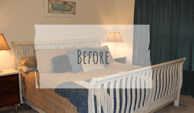 How to Makeover Your Bedroom on a Strict Budget- Part 1