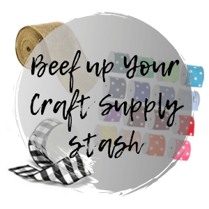 The Top 10 Craft Supplies We Use The Most