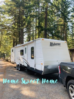 Before and After- Camper Reveal
