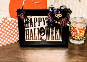5 Minute Halloween Craft DIY