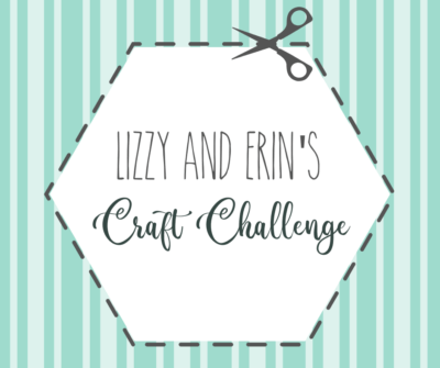 Lizzy and Erin's Craft Challenge