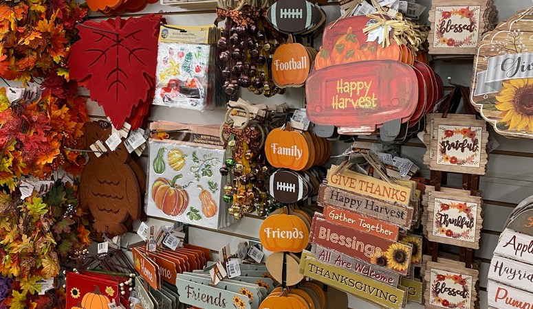 *NEW* Dollar Tree Fall Decorations 2020