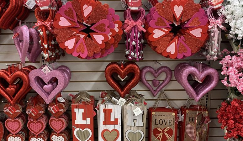 *NEW* Valentines at Dollar Tree 2021