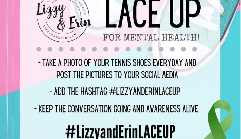 """""""LACE UP"""" for Mental Health"""