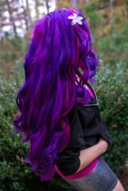 rainbow hair & multi-colored