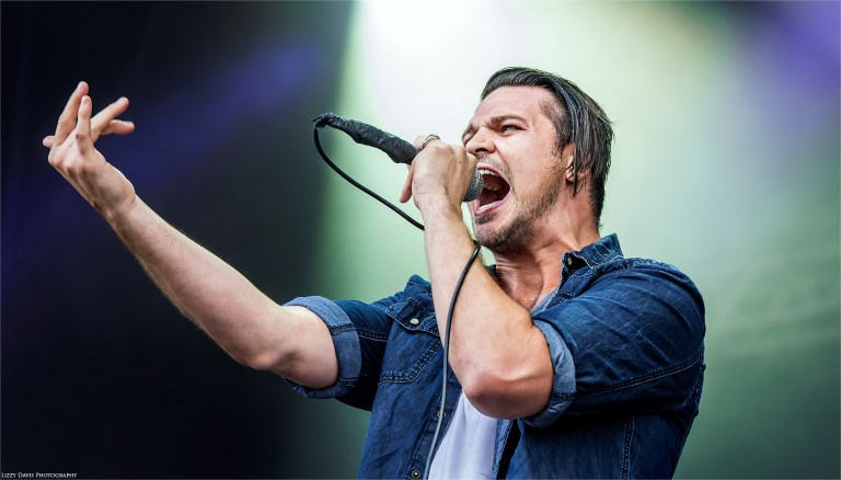 Adelitas Way | ShipRocked 2018 Band of the Day in Photos