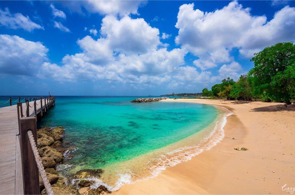 Beaches of Barbados in Photos: Heywoods Beach