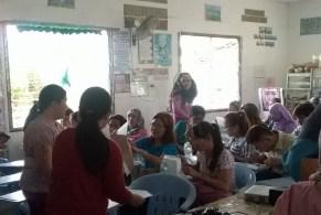 Training with school nurses