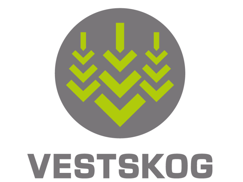 Logo for Vestskog