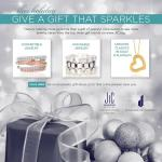 LJD Jewelry Design Featured in Jewelers of America Holiday 2013 Magazine