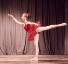 Lj Dance - Louisa Bailey