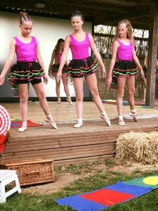 Dancers Audley End