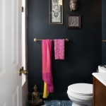 How to Decorate with Black Walls