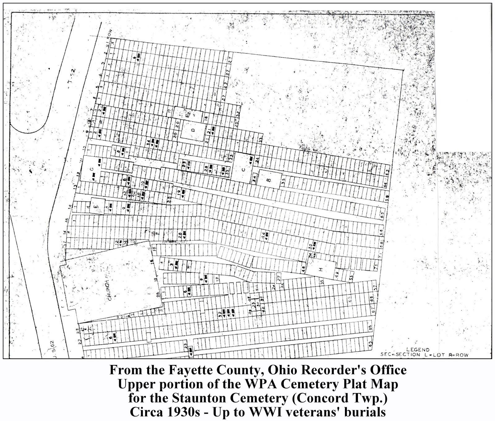 Spotlighting the Staunton Methodist Cemetery