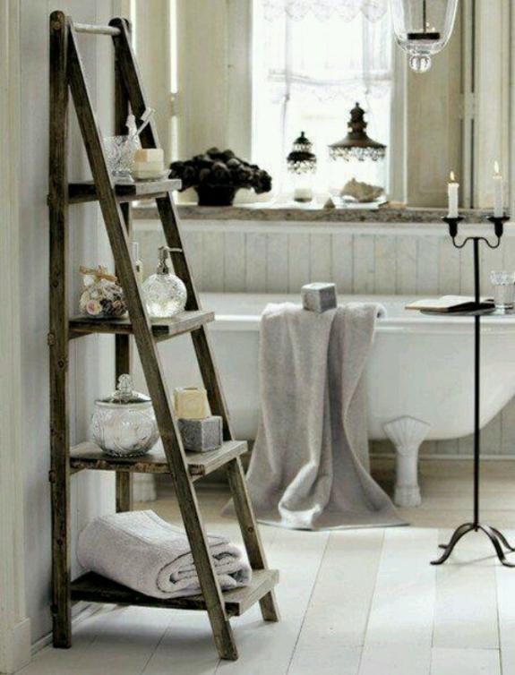 35 belles salles de bains dans un style