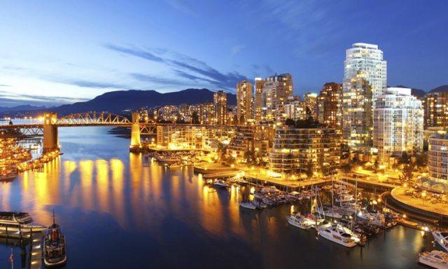 Resultado de imagem para 4 - Vancouver, Canadá