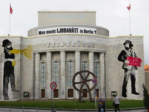 Ljodahatt Volksbuhne