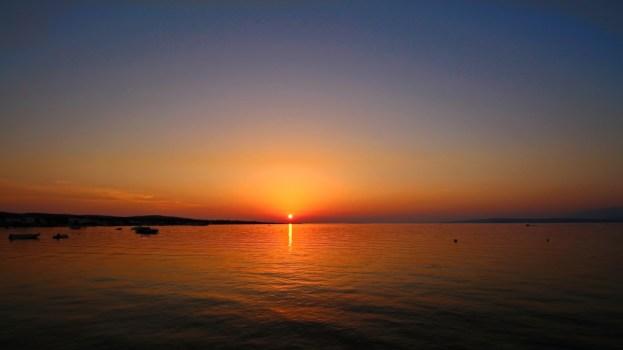 Zalazak sunca - Vir