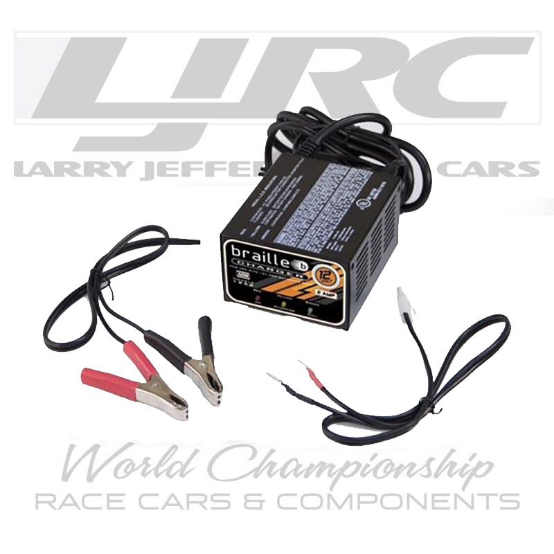 Electronic Batt Charger 2 Amp :: LJRC Performance Parts