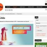 Schreibwettbewerb FutureJobs