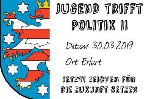 Jugend trifft Politik