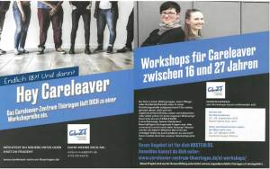 Workshopreihe für Careleaver