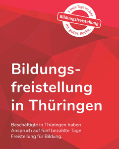 Bildungsfreistellung Thüringen