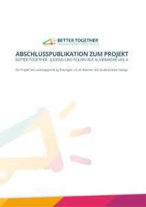 Publikation Better Together