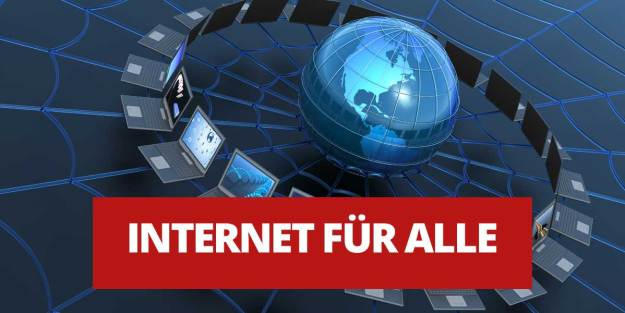 Internet für alle