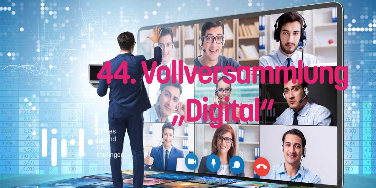 Vollversammlung Digital