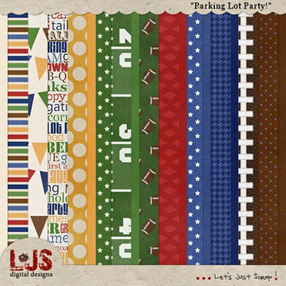 LJSDigitalDesigns_ParkingLotParty_Preview Papers