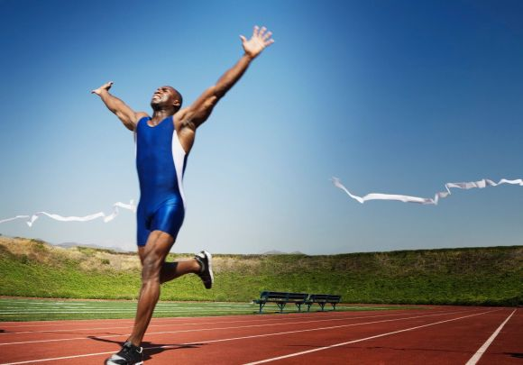 Treating Your Body Like an Olympic Athlete